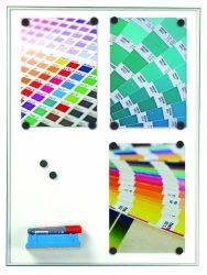 Magnetic Board 4xA/4 mágneses és írható tábla
