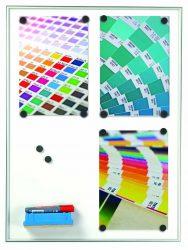 Magnetic Board 9xA/4 mágneses és írható tábla