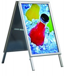 Ad Board Eco Outdoor A/1 kültéri megállítótábla *