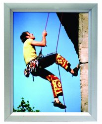 Present Slide Vario A/4 becsúsztatható plakátkeret
