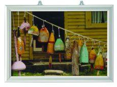 Present Slide Suspended Landscape B/2 függeszthető plakátkeret