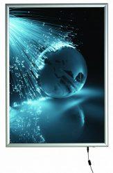 ShowBox 25 LED A/4 világító plakátkeret