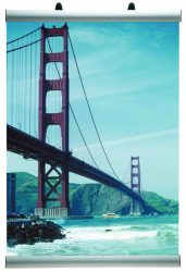 Poster Hanger Heavy 420 mm  poszter/molino sín