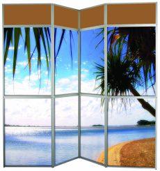 Exhibition Panel-34  kiállítási paraván